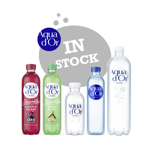 Water in stock - ready to ship!