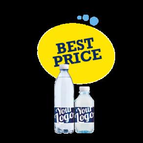 Logovand BEST PRICE