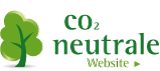 CO2 neutral website - we care about the environment